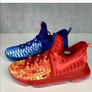 Kevin Durant Fire And Ice Shoes   Poshmark